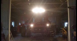 Led bar ô tô: Đèn led bar là phụ kiện không thể thiếu để giúp soi sáng cho xe bán tải Ford Ranger, ô tô vào ban đêm